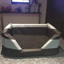 Dogie bed. New to small for blue healer, ideal for staffie or smaller. Croydon Maroondah Area Preview