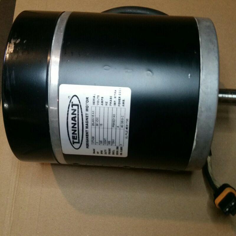 Tennant 377436 Permanent Magnet Motor - 1/2 HP - .5 Motor - 36 Volt - 320 RPM