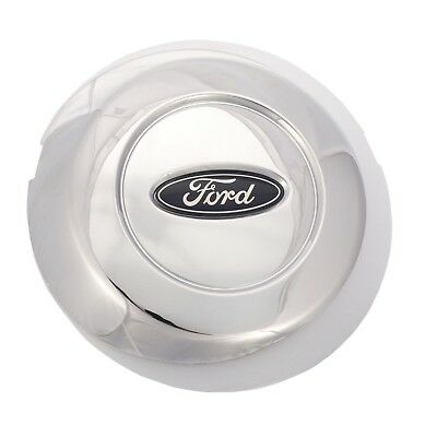 2005-2008 Ford F-150 17 Inch Chrome Steel Wheel Center Cover Cap OEM NEW Genuine, used for sale  Braintree