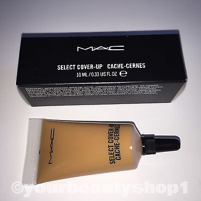 Brand New Mac Select Cover Up  Concealer NC45 100% AUTHENTIC