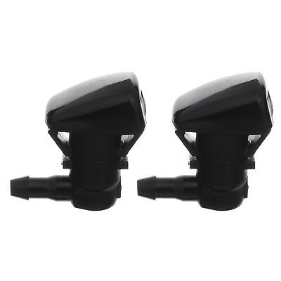 2011-2015 Ford Fiesta Windshield Wiper Washer Jet Spray Nozzles Set Of 2 OEM NEW