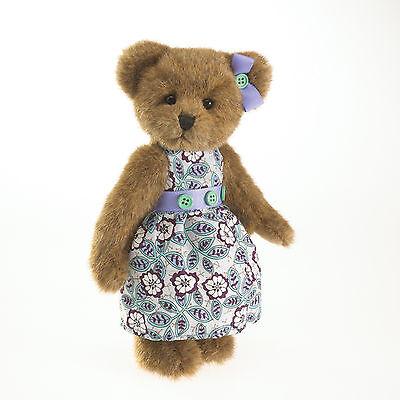 "Boyds Bears 8"" Charlotte Summer Bear Plush ~ 4028327"