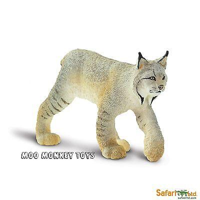 LYNX bobcat  Safari Ltd # 181829  Wild Animal  Replica  NEW 2016