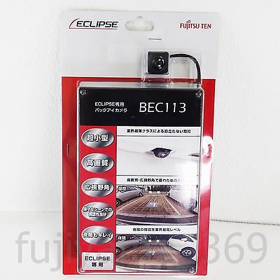 NEW ECLIPSE BEC113 ECLIPSE dedicated back eye camera Free shipping from Japan