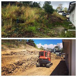 5 tonne excavator & tipper hire Tewantin Noosa Area Preview