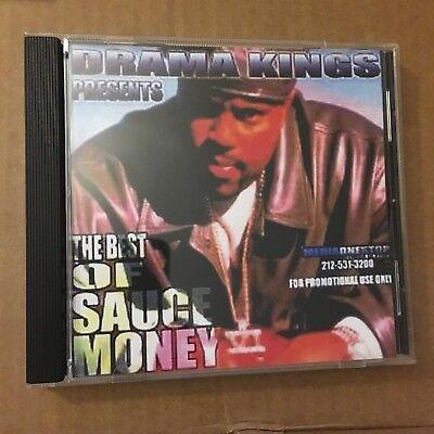 RARE! DJ Kayslay The Best of Sauce Money NYC Hip Hop Mixtape MIX