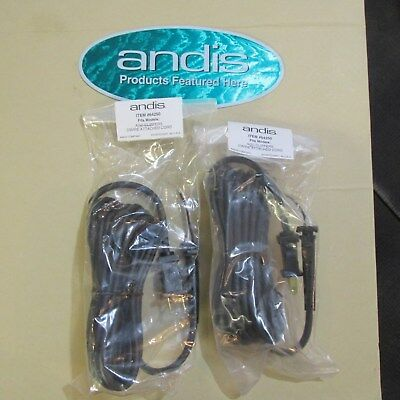 You get 2 >> Andis Parts Cord fits all AGC 1 and  2-Speed Clippers Ultra Edge