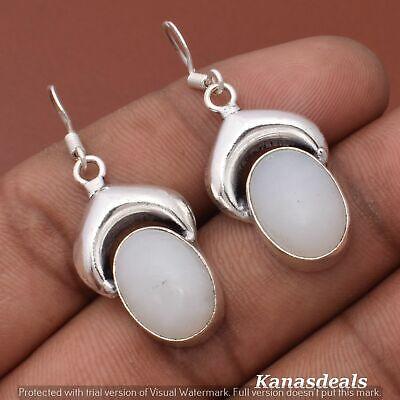 Thanksgiving Gift 6.5 Gm Opal 925 Sterling Silver Plated Earring ER-28314