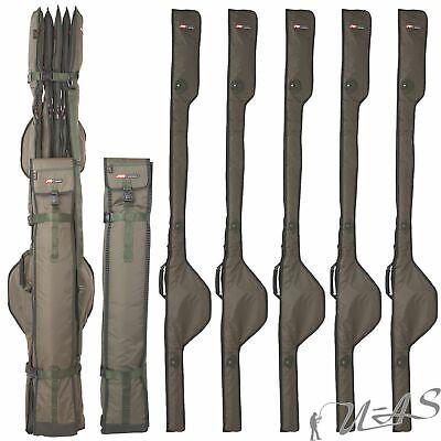 JRC Cocoon Mod 5 Karpfen Rutentasche Basis Tasche & 5 X Einzel Futteral Für 12