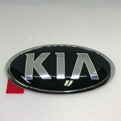 86353 3W510 Rear Trunk KIA Emblem for 2013 2015 Kia Sportage