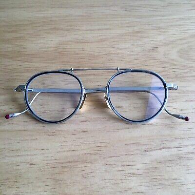 Authentic NEW Jacques Marie Mage Apollinaire JMMAN2H Antique Silver Glasses £895