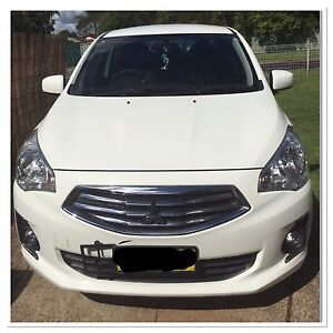 Mitsubishi Mirage Sedan 2014 Muswellbrook Muswellbrook Area Preview