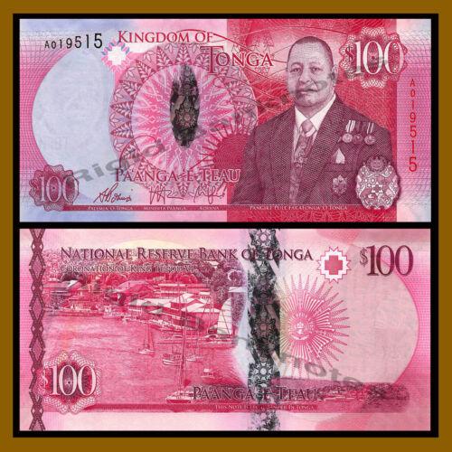 Tonga 100 Pa