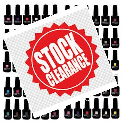 Jessica Geleration Nail Gel Polish UVLED Buy 4 Get 10% OFF  BIG SALE £10.95 EACH