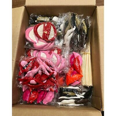 100pc photo booth props lips and mustaches - Photo Booth Wholesale