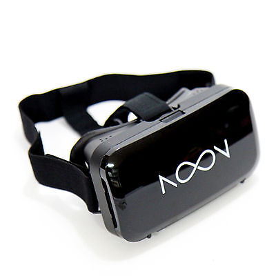 FXGear  NOON VR+ PLUS Android/iOS For Virtual Reality 3D Smart Glasses Headset