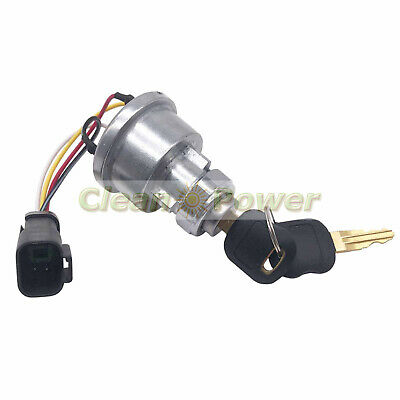 142-8858 New Ignition Switch With 2 Keys for Caterpillar 257B Cat D6T 247B D6R for sale  China
