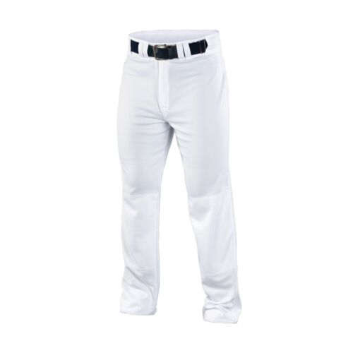 Easton WHITE Rival 2 Solid Baseball Pant (Youth & Adult Sizes)
