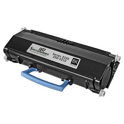 3330dn Laser (Black Laser Toner Cartridge for Dell Printer 3330 330-5210 3305210 U902R 3330dn)