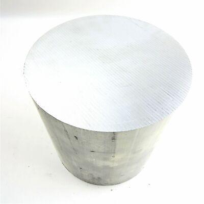8 Diameter 6061 Solid Aluminum Round Bar 7.5 Long Lathe Stock Sku 199402