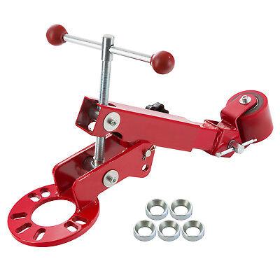 Arebos PKW Bördelrolle Fenderroller Bördelgerät für Kotflügel Profibördelgerät