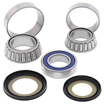 ALL BALLS MOTORCYCLE TAPERED STEERING HEAD BEARING KIT  SET 22 1060