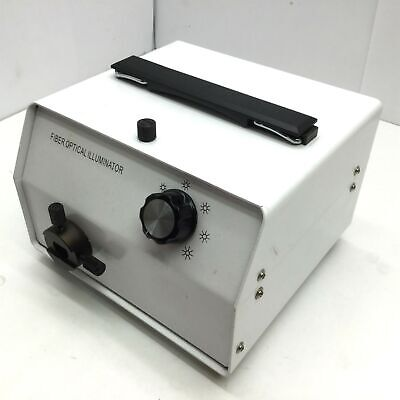 Fiber Optic Light Source Illuminator Voltage 120vac Eke Lamp 150w 21v