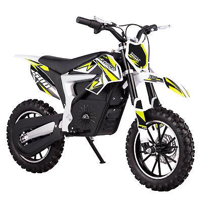 FORÇA Motocross Elektro Dirtbike 500W Elektrobike Pitbike Cross Pocket Lithium