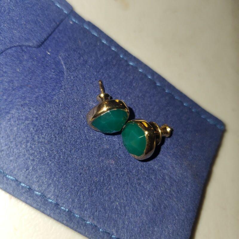 monica vinader Siren Stud Earrings
