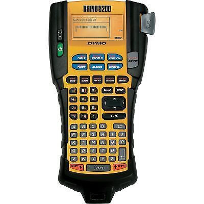 Dymo Rhino 5200 Industrial Label Maker Up To 5 1755749