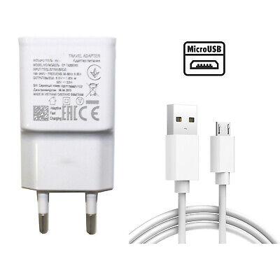 Cargador Rapido Red para XIAOMI REDMI NOTE 3 NOTE 4 Cable Micro...