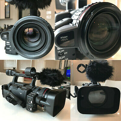 Canon XH A1S Camcorder - Includes DTE for Tape-less Recording and MANY EXTRAS!