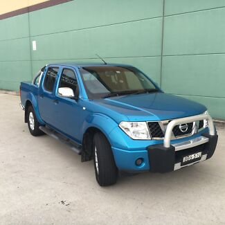 Nissan Navara D40 2007  AVAILABLE FOR INSPECTION IN SYDNEY ALSO