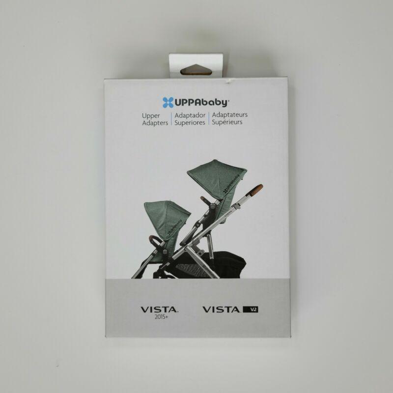 UPPAbaby Upper Adapters For VISTA 2015+ V2 Baby Child Stroller New In Box NIB