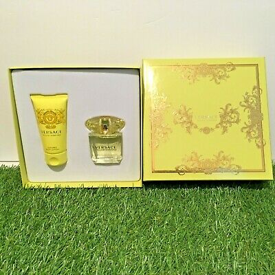 Versace Yellow Diamond Gift Box Set