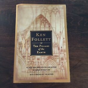 The Pillars of the Earth de Ken Follett livre en anglais