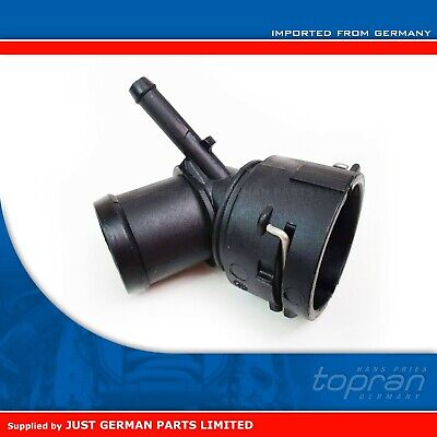 Radiator Coolant Hose Distributor Flange VW Audi Seat Skoda - 6Q0122291E