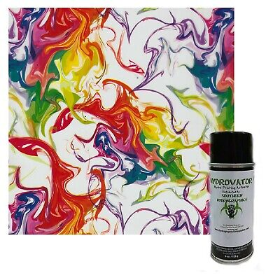 Hydrographic Film Water Transfer Film Hydro Dip Activator Dip Kit Hydro Colors 2