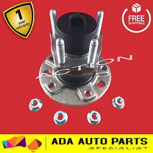HOLDEN ASTRA TS (5 STUD WHEEL) REAR WHEEL BEARING HUB