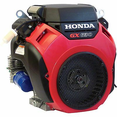 New Honda GX630RHQAF V-Twin Engine, 20.3 Net HP, 17A Charge Electric Start, used for sale  Orlando