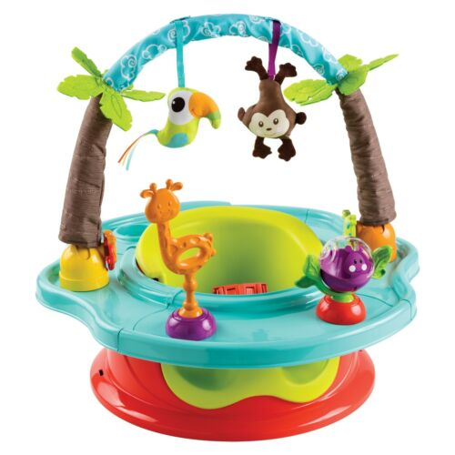 Summer Deluxe Super Seat (Wild Safari), FOR KID, TOY FOR KIDS