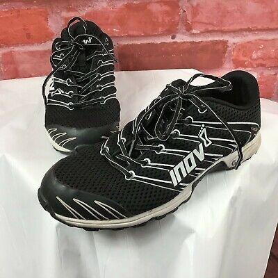 Inov-8 F-Lite 230 Women's Sz 9.5 Black Athletic Running Shoes