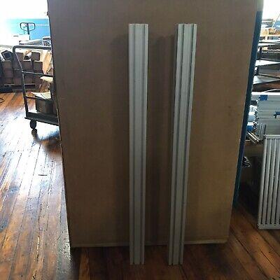 Flexlink Aluminium Structural Beam 1341265 Mm Lot Of 2 Used