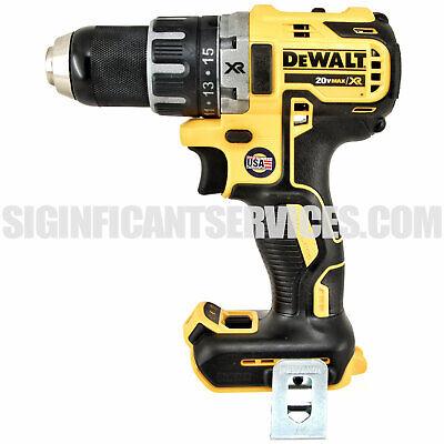DeWALT DCD791 20V MAX XR Li-Ion Brushless Cordless1/2