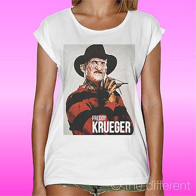 T-Shirt Freddy Krueger Horror Film Nigthmare Geschenkidee