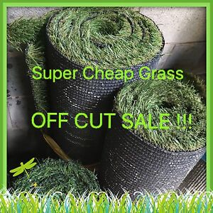 """""""OFF CUTS SALE"""" - SYNTHETIC GRASS - BRAND NEW - PUBLIC WELCOME !!! Dandenong Greater Dandenong Preview"""