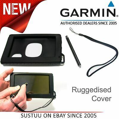 Garmin Ruggedised Cover│Protective Case│For Fleet 660-670-670V Navigation│Black