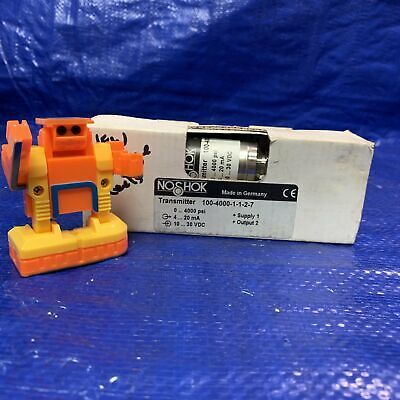 Noshok Transmitter 100-4000-1-1-2-7