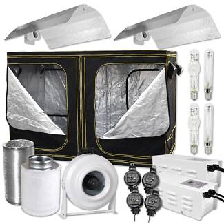 Grow Light Tent Complete Kit  Magnetic Ballast 600W MH/HPS Lamp Croydon Burwood Area Preview