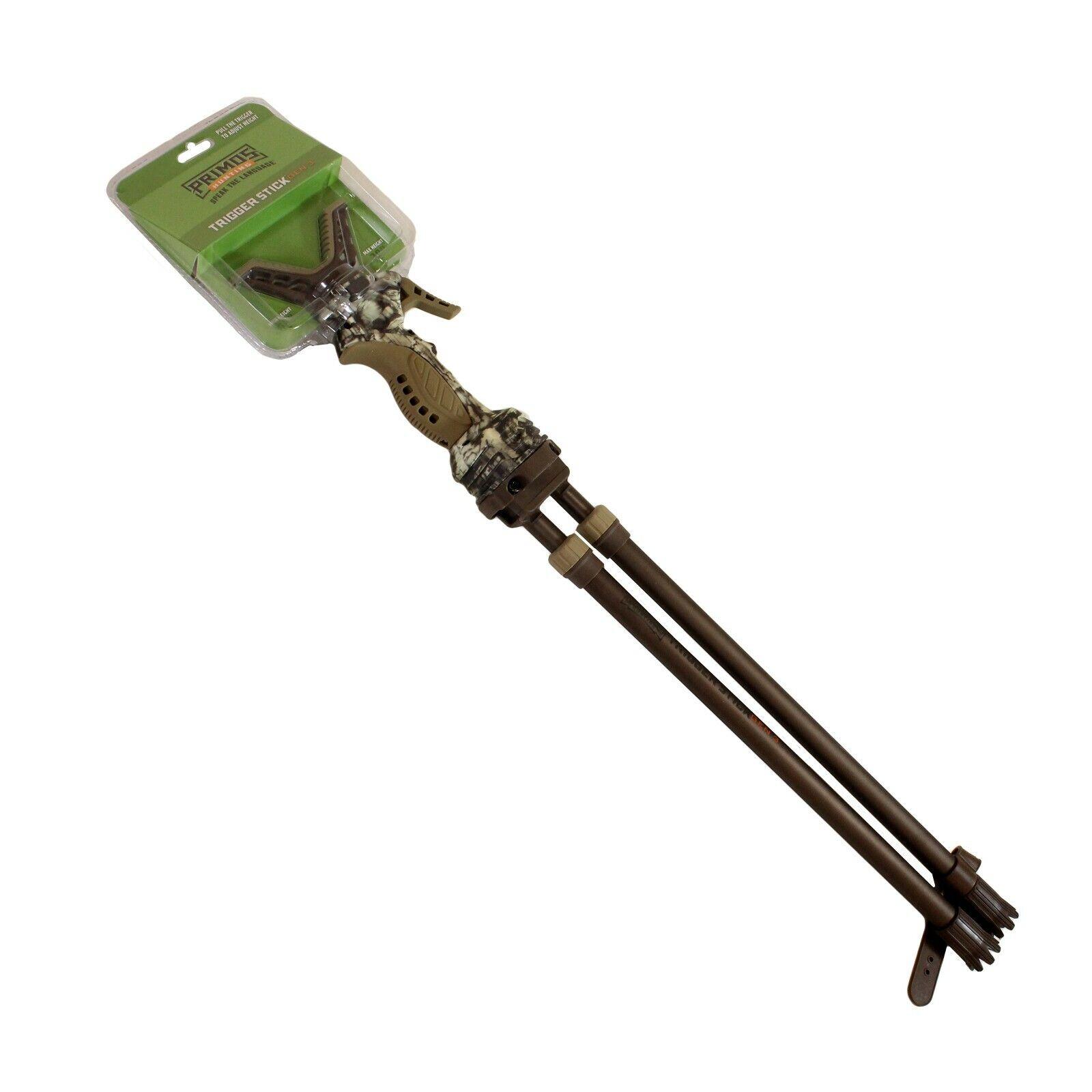 """Primos Trigger Stick Gen3 Bipod Camo 24-62"""""""